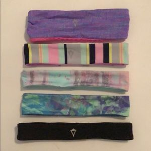 5 Ivivva headbands